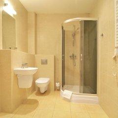 Отель Spatz Aparthotel ванная фото 2
