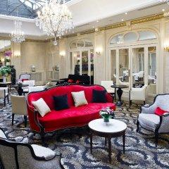 Hotel Saint Petersbourg Opera Париж интерьер отеля