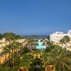 Отель Iberostar Albufera Playa Испания, Плайя-де-Муро - 1 отзыв об отеле, цены и фото номеров - забронировать отель Iberostar Albufera Playa онлайн балкон