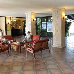 Club Turquoise Apartments Турция, Мармарис - отзывы, цены и фото номеров - забронировать отель Club Turquoise Apartments онлайн интерьер отеля фото 2