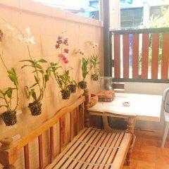 Stay Hostel Бангкок балкон
