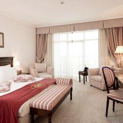 Отель Melia Grand Hermitage - All Inclusive Болгария, Золотые пески - отзывы, цены и фото номеров - забронировать отель Melia Grand Hermitage - All Inclusive онлайн комната для гостей фото 3