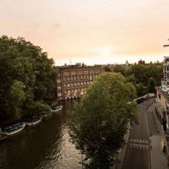 Отель Hampshire Hotel - Amsterdam American Нидерланды, Амстердам - 4 отзыва об отеле, цены и фото номеров - забронировать отель Hampshire Hotel - Amsterdam American онлайн балкон