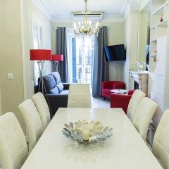 Апартаменты Stay at Home Madrid Apartments II комната для гостей фото 3