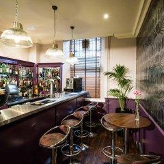 Leonardo Boutique Hotel Edinburgh City гостиничный бар