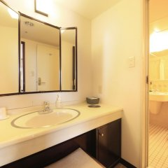Отель Quintessa Hotel Ogaki Япония, Огаки - отзывы, цены и фото номеров - забронировать отель Quintessa Hotel Ogaki онлайн ванная фото 2