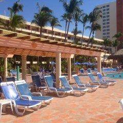 Отель The Palms Resort of Mazatlan бассейн фото 2
