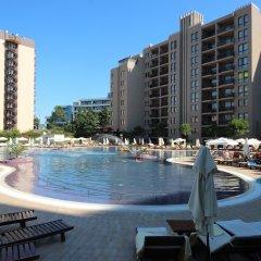 Отель Menada Apartments in Royal Beach Resort Болгария, Солнечный берег - отзывы, цены и фото номеров - забронировать отель Menada Apartments in Royal Beach Resort онлайн пляж
