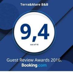 Отель Terra&Mare B&B Сиракуза с домашними животными