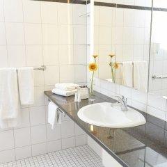 Отель Residenz am Dom Boardinghouse Apartments Германия, Кёльн - отзывы, цены и фото номеров - забронировать отель Residenz am Dom Boardinghouse Apartments онлайн ванная фото 2