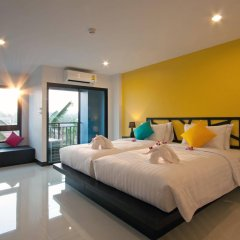 Отель Sleep Whale Краби комната для гостей