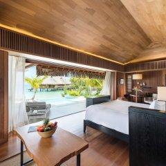 Отель Conrad Bora Bora Nui Французская Полинезия, Бора-Бора - 8 отзывов об отеле, цены и фото номеров - забронировать отель Conrad Bora Bora Nui онлайн в номере