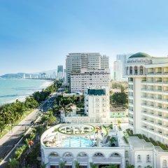 Отель Sunrise Nha Trang Beach Hotel & Spa Вьетнам, Нячанг - 5 отзывов об отеле, цены и фото номеров - забронировать отель Sunrise Nha Trang Beach Hotel & Spa онлайн помещение для мероприятий