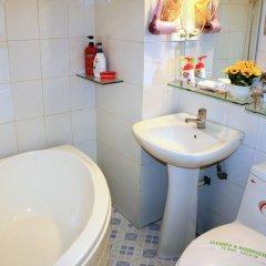 Отель Huong Giang Ханой ванная фото 2