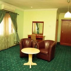 Solitude Hotel Victoria Island удобства в номере