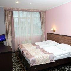 Гостиница Каисса комната для гостей фото 9