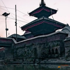 Отель OYO 265 Hotel Black Stone Непал, Катманду - отзывы, цены и фото номеров - забронировать отель OYO 265 Hotel Black Stone онлайн приотельная территория фото 2