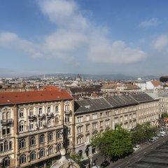 Radisson Blu Beke Hotel, Budapest балкон