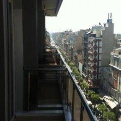 Hotel El Greco Салоники балкон