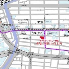 Отель Gracery Ginza Япония, Токио - отзывы, цены и фото номеров - забронировать отель Gracery Ginza онлайн городской автобус