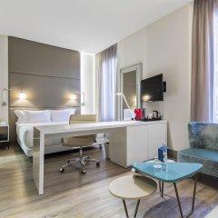 Отель NH Milano Touring 4* Люкс разные типы кроватей фото 16