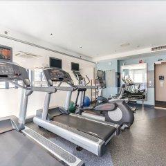 Отель Four Points by Sheraton Long Island City фитнесс-зал фото 2