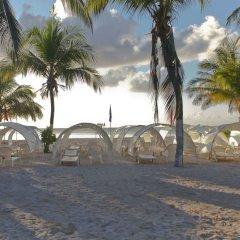 Отель Sol Caribe San Andrés All Inclusive Колумбия, Сан-Андрес - отзывы, цены и фото номеров - забронировать отель Sol Caribe San Andrés All Inclusive онлайн пляж фото 2