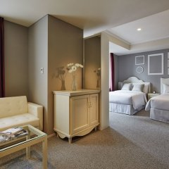 Отель Courtyard by Marriott Tokyo Station комната для гостей