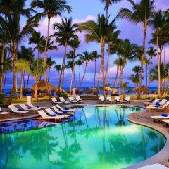 Отель Dreams Palm Beach Punta Cana - Luxury All Inclusive Доминикана, Пунта Кана - отзывы, цены и фото номеров - забронировать отель Dreams Palm Beach Punta Cana - Luxury All Inclusive онлайн бассейн фото 2