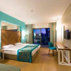 Отель Terrace Elite Resort - All Inclusive комната для гостей фото 4