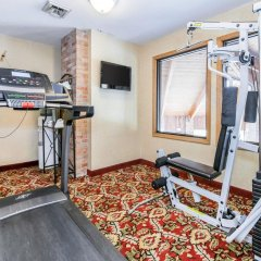 Отель Quality Inn Effingham фитнесс-зал фото 2