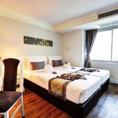 Jomtien Garden Hotel & Resort сейф в номере