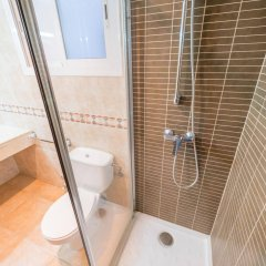Отель Apartaments AR Europa Sun Испания, Бланес - отзывы, цены и фото номеров - забронировать отель Apartaments AR Europa Sun онлайн ванная фото 2