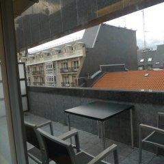 Отель Apartamentos Okendo Сан-Себастьян балкон