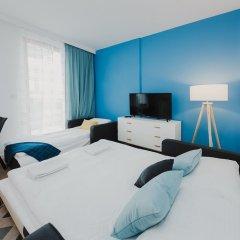 Отель ShortStayPoland Kasprzaka (B56) Польша, Варшава - отзывы, цены и фото номеров - забронировать отель ShortStayPoland Kasprzaka (B56) онлайн комната для гостей