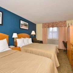 Отель Midtown Convention Center Hotel США, Нью-Йорк - отзывы, цены и фото номеров - забронировать отель Midtown Convention Center Hotel онлайн комната для гостей фото 4