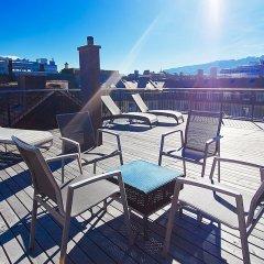 Апартаменты Premium Apartments By Livingdowntown Цюрих балкон