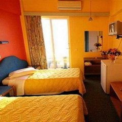 Отель Phaedra Греция, Родос - отзывы, цены и фото номеров - забронировать отель Phaedra онлайн комната для гостей фото 5