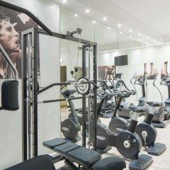 Отель NH Lisboa Campo Grande фитнесс-зал фото 3