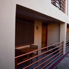 Апартаменты Al-Minhaj Service Apartments парковка