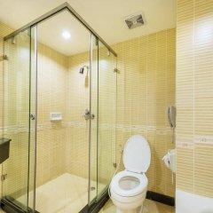 Отель Jomtien Palm Beach Hotel And Resort Таиланд, Паттайя - 10 отзывов об отеле, цены и фото номеров - забронировать отель Jomtien Palm Beach Hotel And Resort онлайн ванная