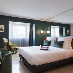 Отель Suites Cannes Croisette Франция, Канны - 2 отзыва об отеле, цены и фото номеров - забронировать отель Suites Cannes Croisette онлайн комната для гостей фото 5