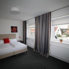 Отель Heimat St. Pauli Германия, Гамбург - отзывы, цены и фото номеров - забронировать отель Heimat St. Pauli онлайн комната для гостей фото 4