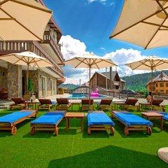 Гостиница Graal resort бассейн фото 2
