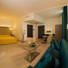 Отель Cosmopolitan Bologna комната для гостей фото 5