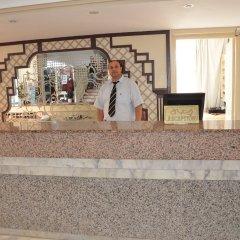 Hotel Topkapi Beach интерьер отеля