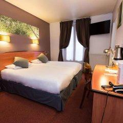Kyriad Hotel XIII Italie Gobelins комната для гостей фото 5