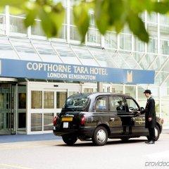 Copthorne Tara Hotel London Kensington городской автобус