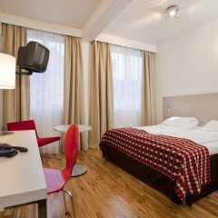 Отель Thon Astoria Осло комната для гостей фото 2