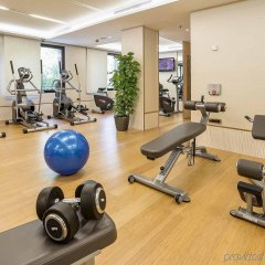 Отель Intercontinental Madrid Мадрид фитнесс-зал
